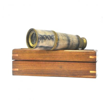 Curves & Carvings Telescope in the Box - ART00062