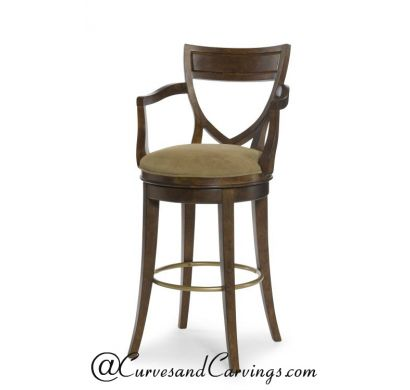 Curves & Carvings Signature Collection Chair - C&C CHAIR0120