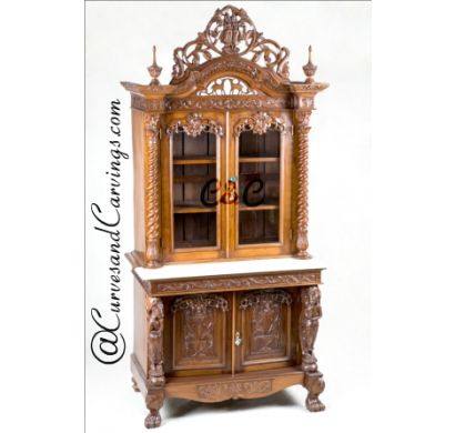 Curves & Carvings Classic Collection Display Unit - C&C DU0076
