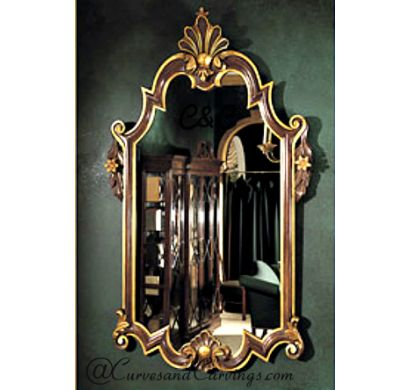 Curves & Carvings Signature Collection Mirror - C&C MC0034