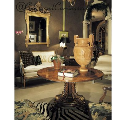 Curves & Carvings Signature Collection Table - C&C TAB0009