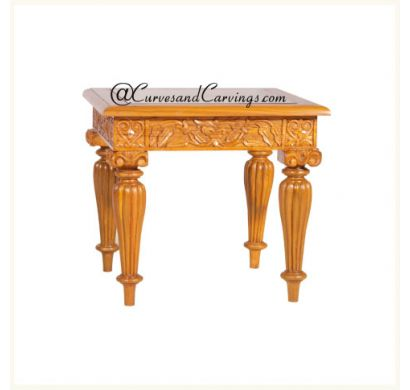 Curves & Carvings Premium Collection Table - C&C TAB0067