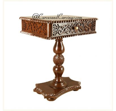 Curves & Carvings Premium Collection Table - C&C TAB0074