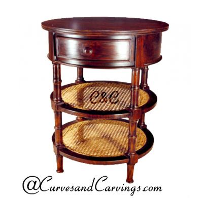Curves & Carvings Premium Collection Table - C&C TAB0080