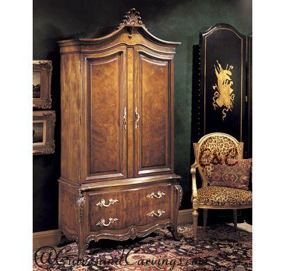 Curves & Carvings Premium Collection Wardrobe - C&C WAR0004