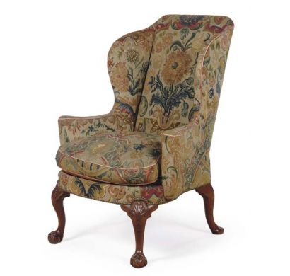 Curves & Carvings Signature Collection Chair - C&C CHAIR0166