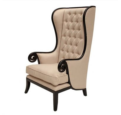 Curves & Carvings Premium Collection Chair - C&C CHAIR0506