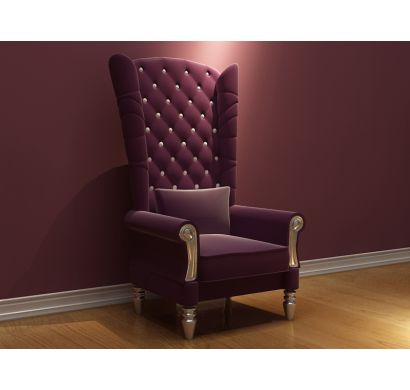 Curves & Carvings Signature Collection Chair - C&C CHAIR0523