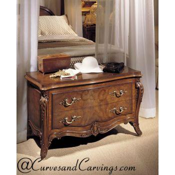 Curves & Carvings Premium Collection Chest - C&C CAB0029