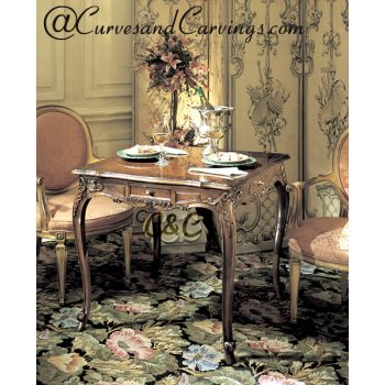 Curves & Carvings Premium Collection Table - C&C TAB0012